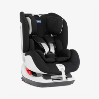 Seat Up 012 Car Seat - Jet Black