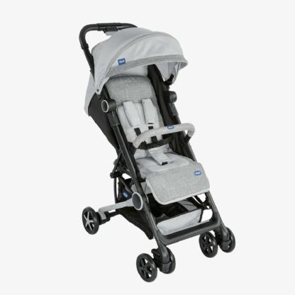 MiiniMo 2 Stroller - Silver