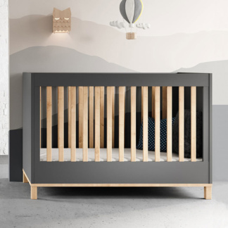 Altitude Cot Bed - Graphite