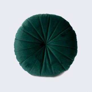 Bunni Velvet Circle Scatter - Emerald
