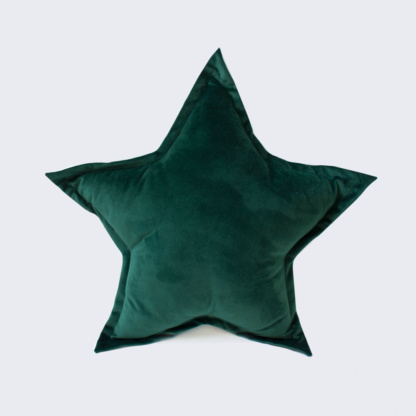 Bunni Velvet Star Scatter - Emerald