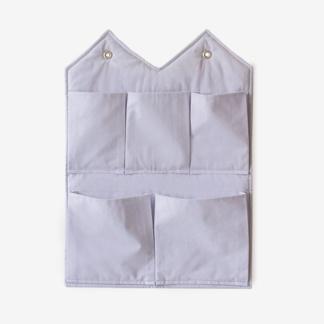 Bunni Wall Pocket - Light Grey