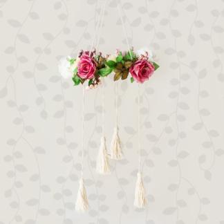 Bunni Fairytale Floral Mobile