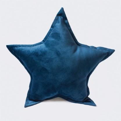 Bunni Velvet Star Scatter - Midnight Blue