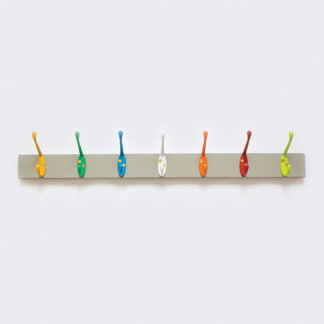 Bunni Colourful Wall Hooks