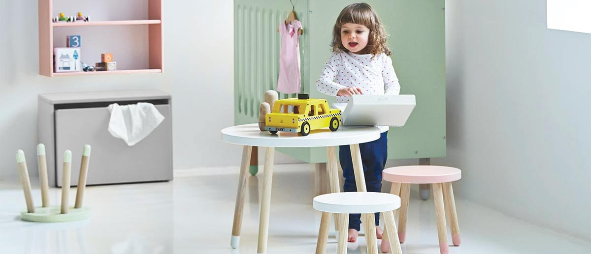 Kids Furniture - Play Tables