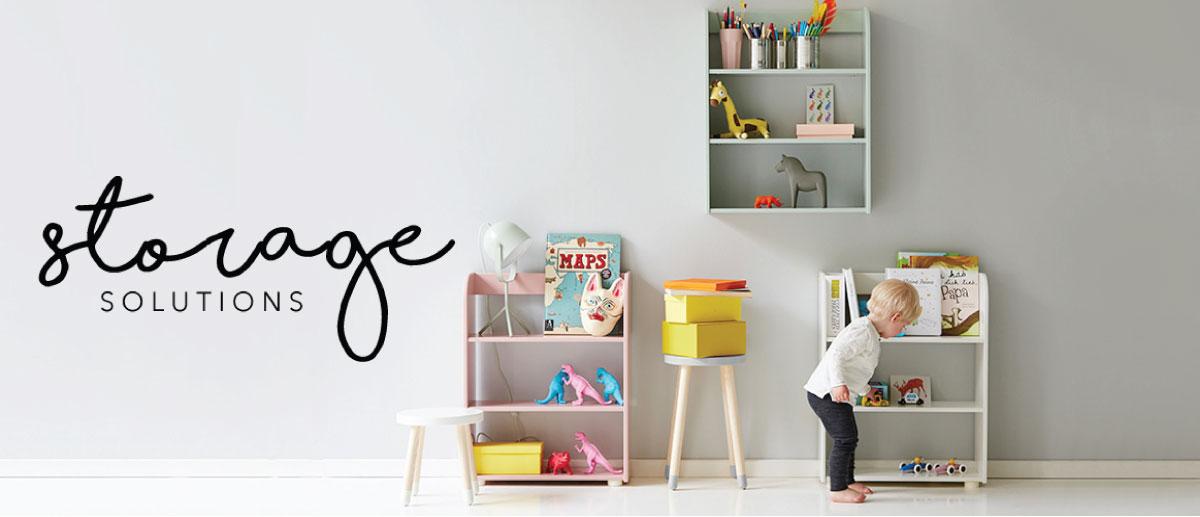 Kids Furniture - Storage