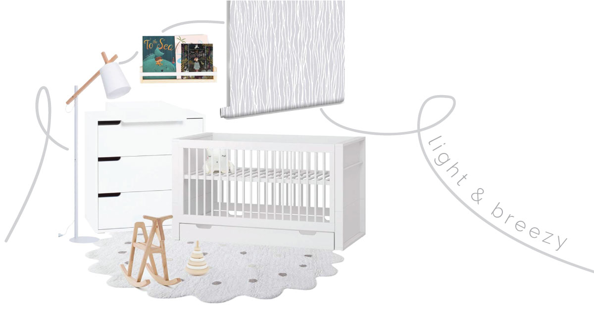 Airy Baby Nursery