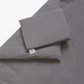Bunni Signature Cot Set - Misty Grey