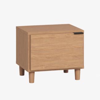 Vox Simple Nightstand - Oak