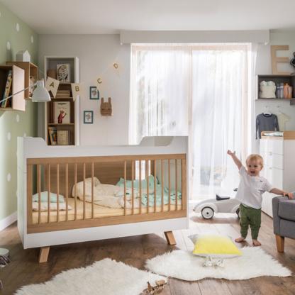 4You Cot Bed & 4You Dresser Compactum