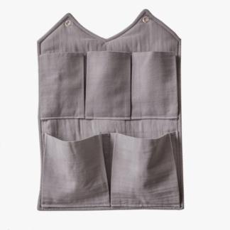 Bunni Wall Pocket - Misty Grey