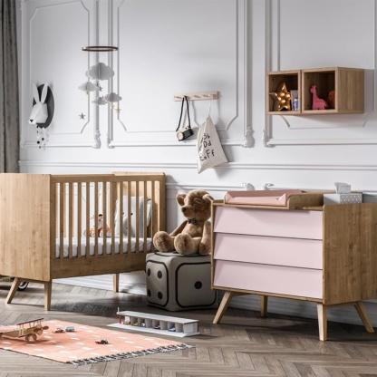 Vox Vintage Nursery - Pink