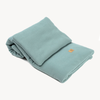 Vox Baby Bedding Set 100x80 - Teal