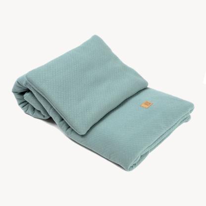 Vox Baby Bedding Set 100x80 - Teal