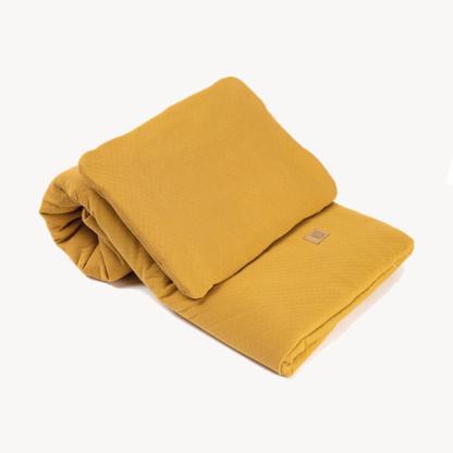 Vox Baby Bedding Set 100x80 - Mustard