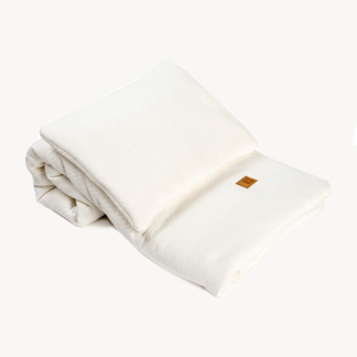 Vox Baby Bedding Set 100x80 - Ivory