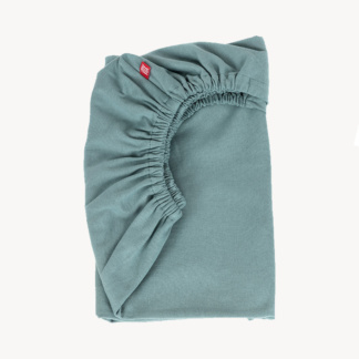 Vox Cot Fitted Sheet 140x70 - Teal