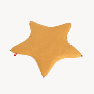Vox Star Baby Pillow - Mustard