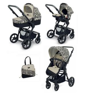 Foppapedretti 3Chic Travel System - Optical