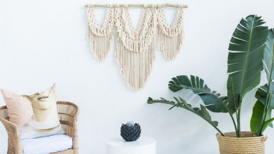 Macrame wall hanging by Artesense