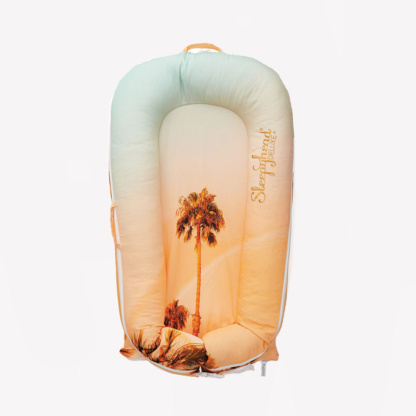 Sleepyhead Desert Palm Deluxe Pod