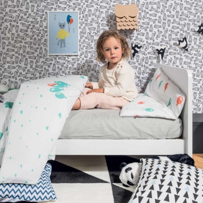 Vox Maxim Cot Bed - Toddler Conversion