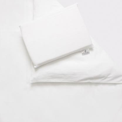 Bunni Signature Cot Set - Cloudy White