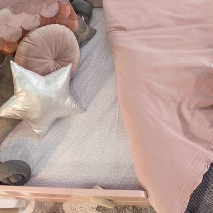 Bunni Signature Duvet Set - Rose