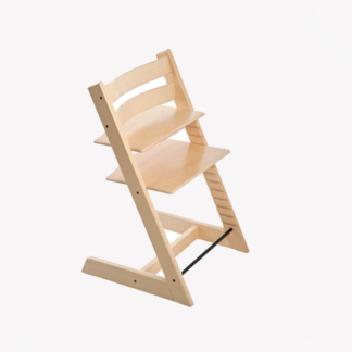 Stokke Tripp Trapp Chair - Beech - Natural