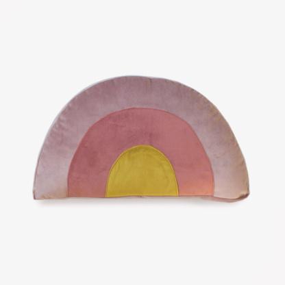 Bunni Velvet Rainbow Scatter - Pink