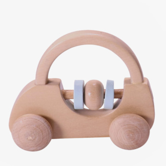 Grow Baby Push Car - Blue