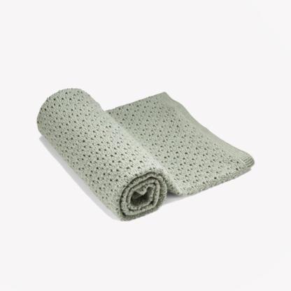 Stokke Blanket Merino Wool - Green