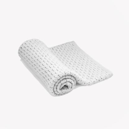 Stokke Blanket Merino Wool - Light Grey