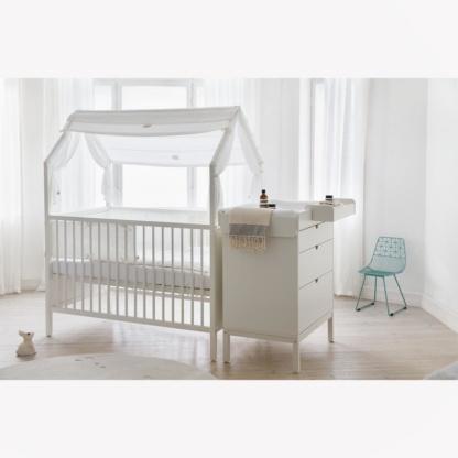 Stokke Home Bed - White