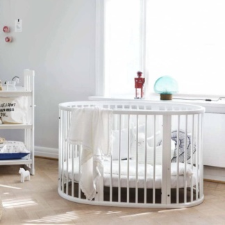 Stokke Sleepi Bed - White
