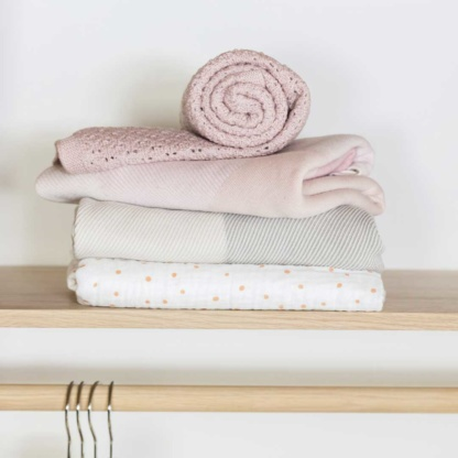 Stokke Blanket Cotton Knit