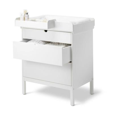 Stokke Home Dresser & Changer - White