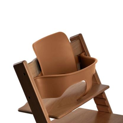 Stokke Tripp Trapp Baby Set - Walnut Brown