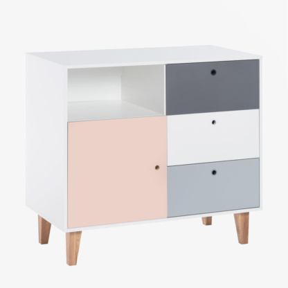 Vox Concept Compactum/Dresser -Pink