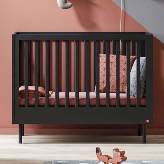 Vox Cute Cot Bed - Black