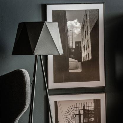 Vox Este Floor Lamp - Black