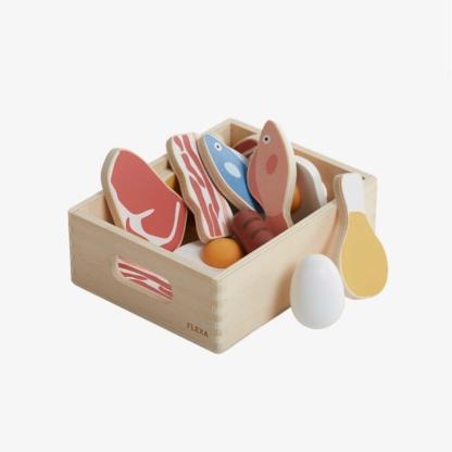 Flexa Fish & Meat Package