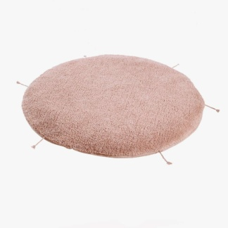 Lorena Canals Sleepover Pouffe Lou - Vintage Nude Pink