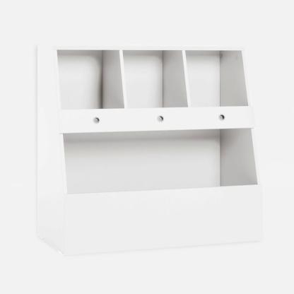 Vox Tuli Bookcase - White