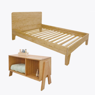 Spot Cot Bed & Compactum Combo