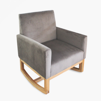 Thea Rocking Chair Misty Grey