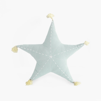 Sea Star Scatter with Tassels in Pistachio