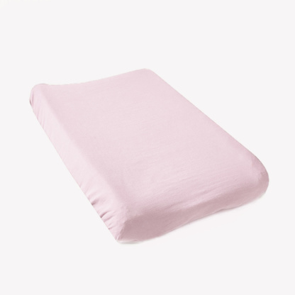 Nude Pink Change Mat Cover